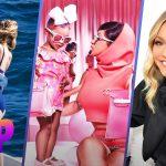 "Harry & Olivia's Kiss, Cardi's Invite & Kelly's Instagram Pics - ""Nightly Pop"" 07/08/21   E! News"