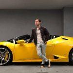 I got a Lamborghini for a Youtube Ad
