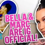 Bella Hadid Confirms Romance With Marc Kalman in New Pic | E! News