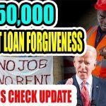 🔴 $50,000 ! STUDENT LOAN FORGIVENESS ! STIMULUS CHECK UPDATE | JUN 18