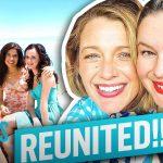 "Blake Lively & Amber Tamblyn Have a Mini ""Sisterhood"" Reunion | E! News"