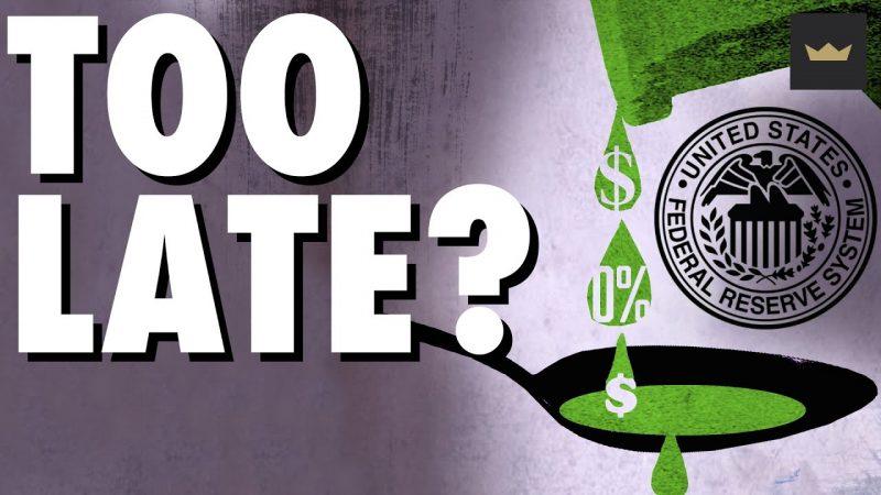 Fed Cuts Rates To ZERO + $700 BILLION STIMULUS Amid Coronavirus Concerns