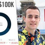 $100K STOCK PORTFOLIO - I Added A 3rd Dividend Stock! (Ep. 2)