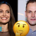 Angelina Jolie Spotted Leaving Ex Jonny Lee Miller's Home   E! News