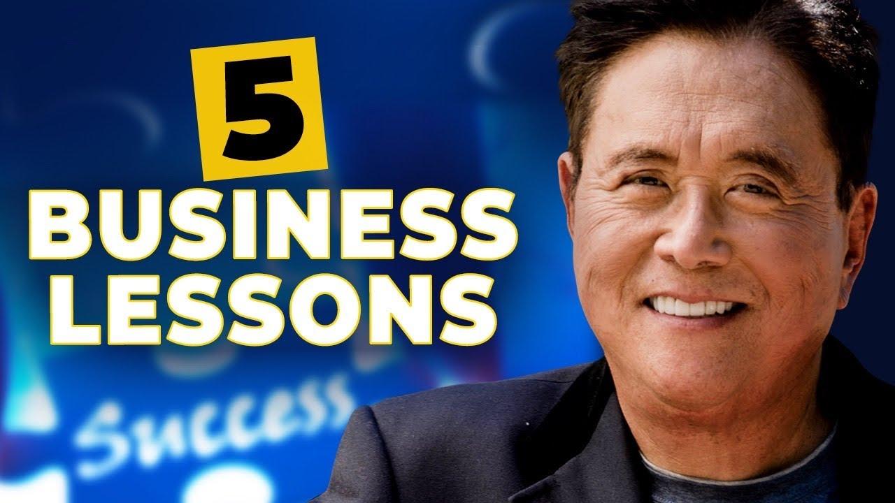 Robert Kiyosaki's Business Secrets – Robert Kiyosaki