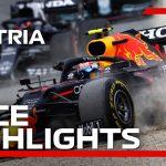 Race Highlights | 2021 Austrian Grand Prix