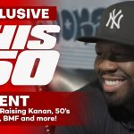 50 Cent Talks 'Raising Kanan' , Losing His Mom at a Young Age , Growing up in Jamaica Queens + More!