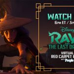 Raya and the Last Dragon | Virtual Red Carpet Event