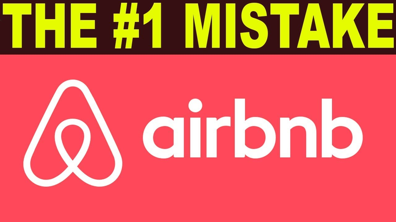 The BIGGEST PROBLEM with renting your home on Airbnb…
