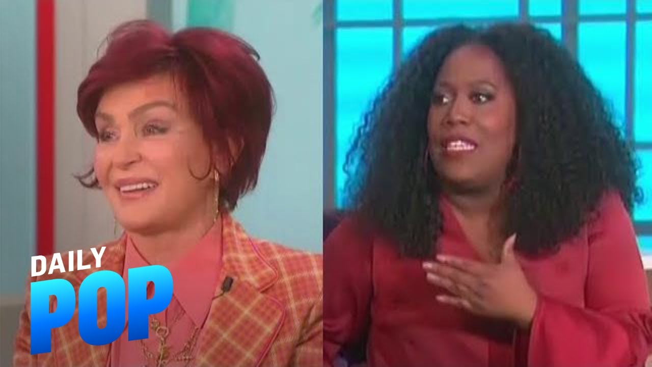 """""""The Talk"""" Pauses Filming After Sharon Osbourne Outburst 