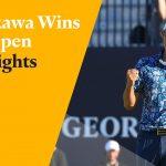 Collin Morikawa wins The Open | Full Highlights