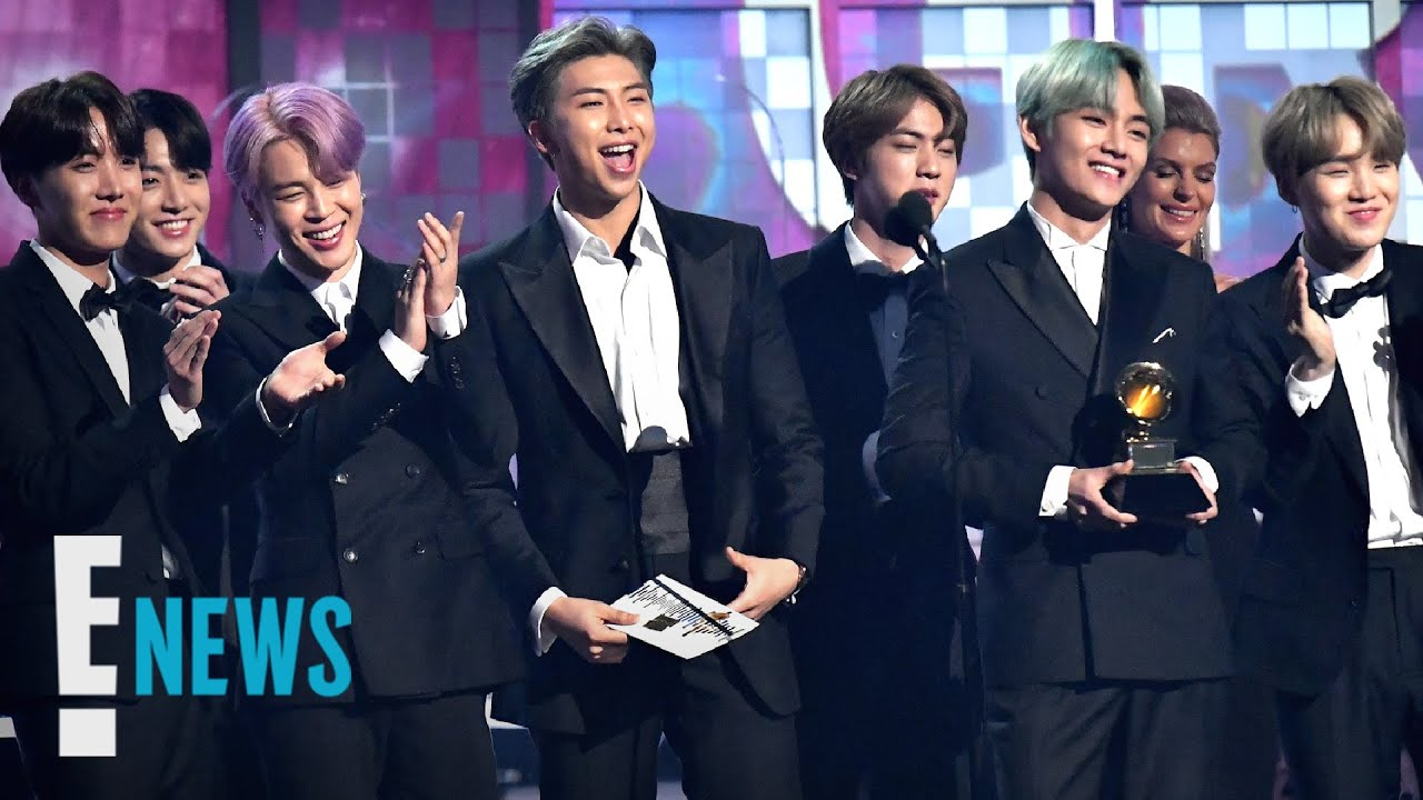 BTS' Road to the 2021 Grammys   E! News