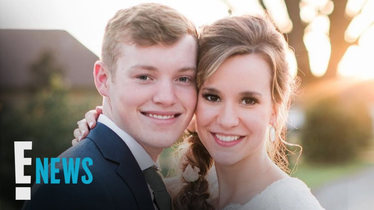 """""""Counting On's"""" Justin Duggar & Claire Spivey Are Married 