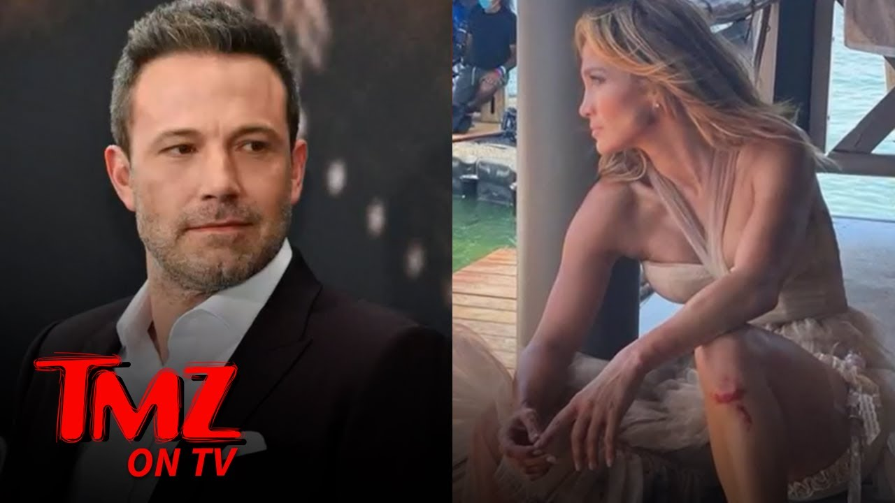 Ben Affleck Started Reaching Out to Jennifer Lopez Back in February   TMZ TV