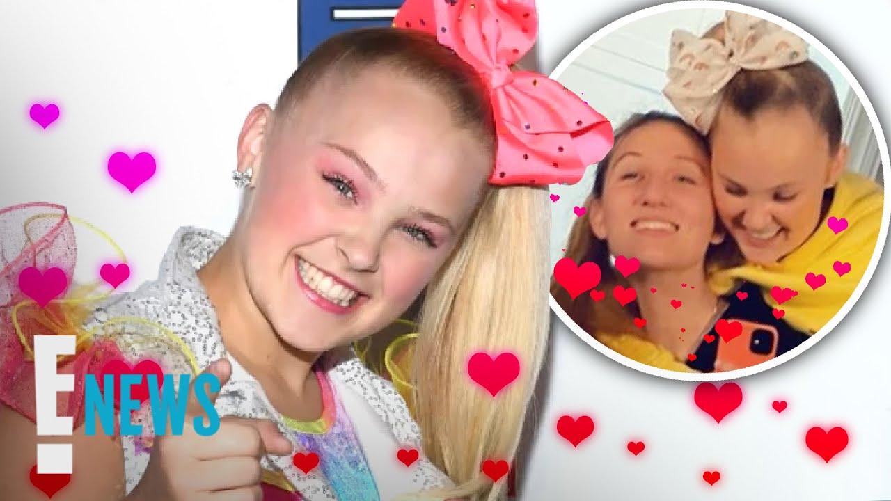 JoJo Siwa Celebrates First Valentine's Day With Girlfriend Kylie | E! News