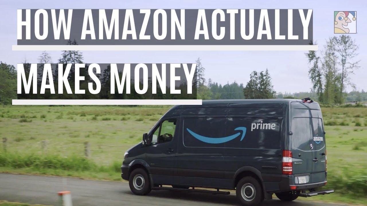 How Amazon Makes Money: AWS