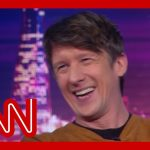 CNN's interview with Tom Walker takes an unexpected turn
