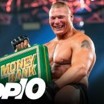 Money in the Bank Ladder Match wins: WWE Top 10, July 11, 2021