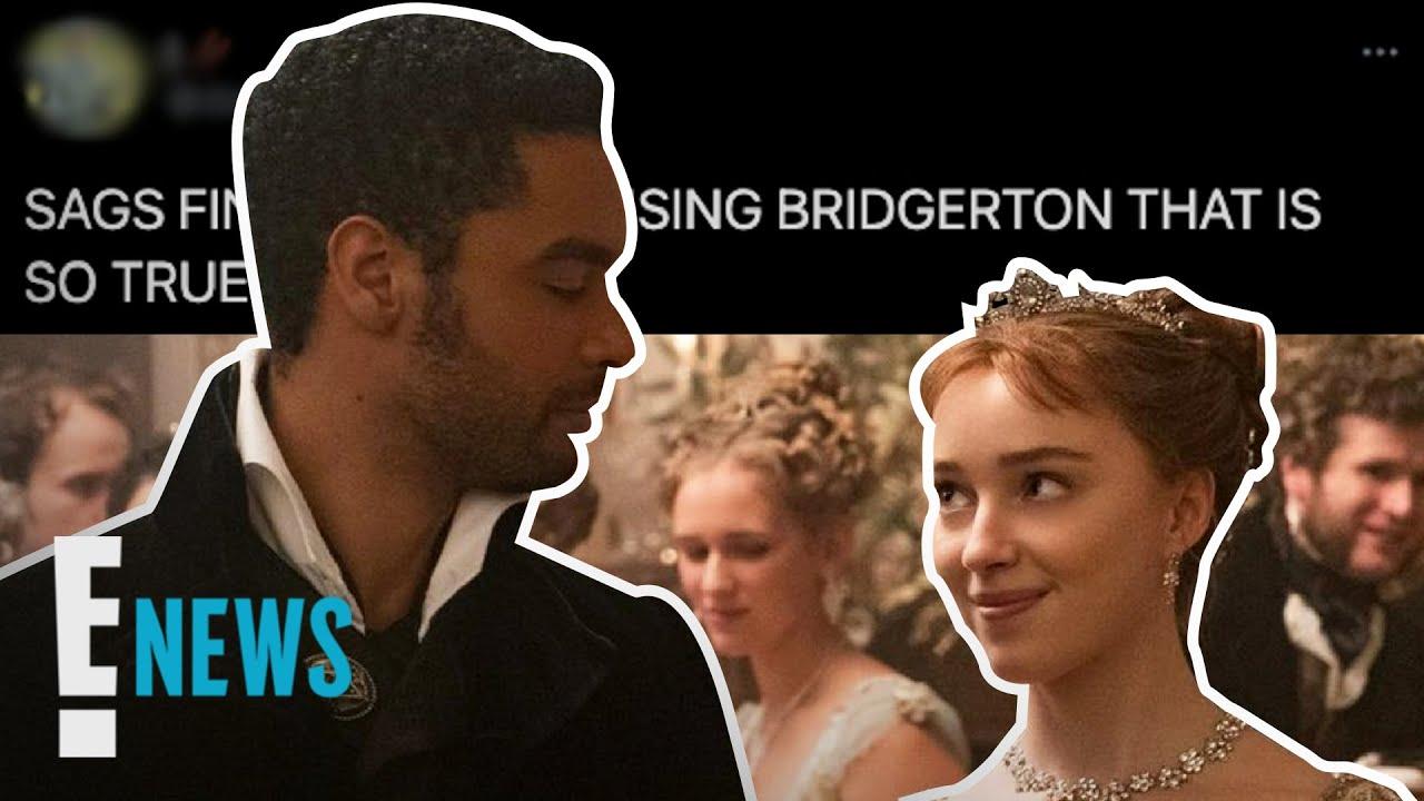 """Bridgerton"" Earns 2 SAG Award Noms After Globes Shutout | E! News"