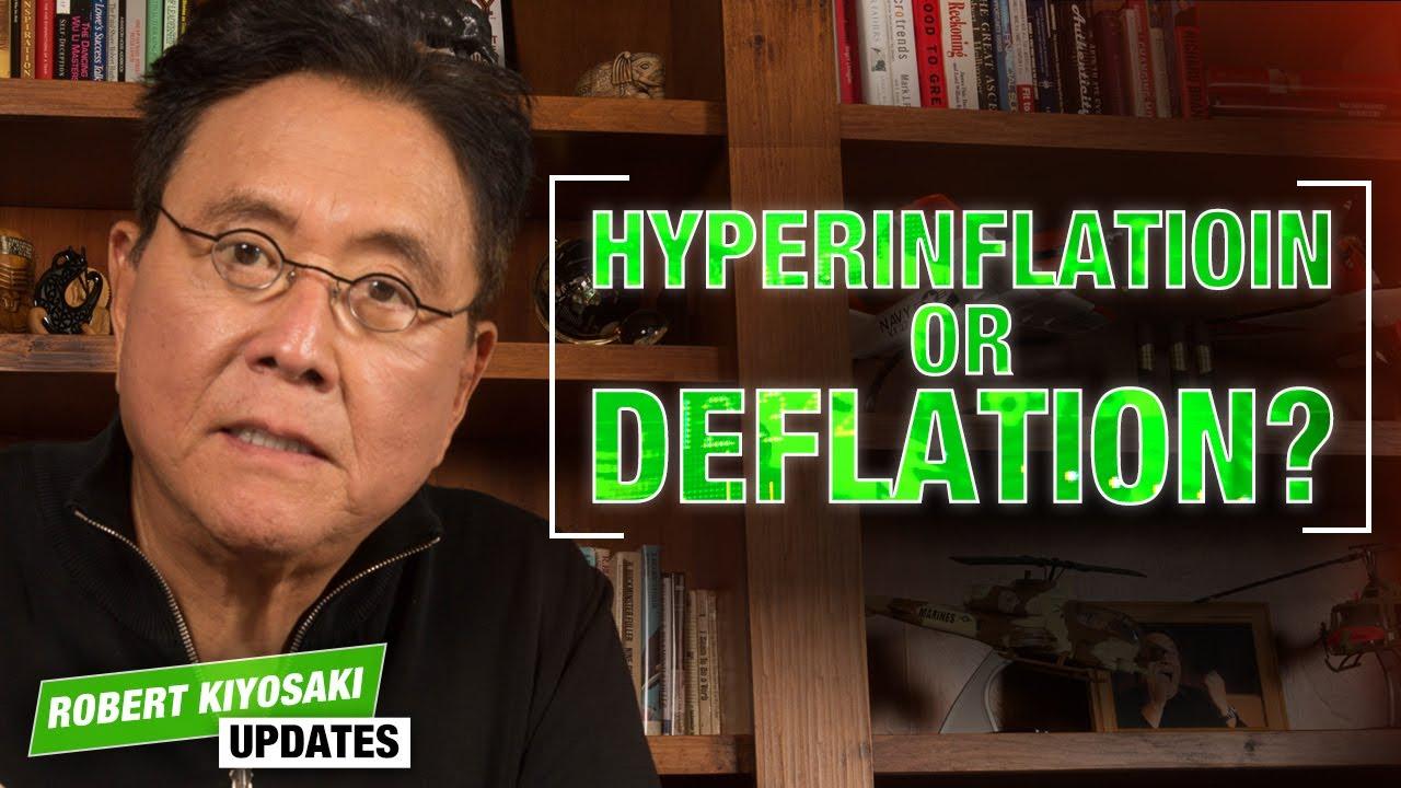 Will the Fed Save the Dollar or Save the Economy? – Robert Kiyosaki Quarantine Updates