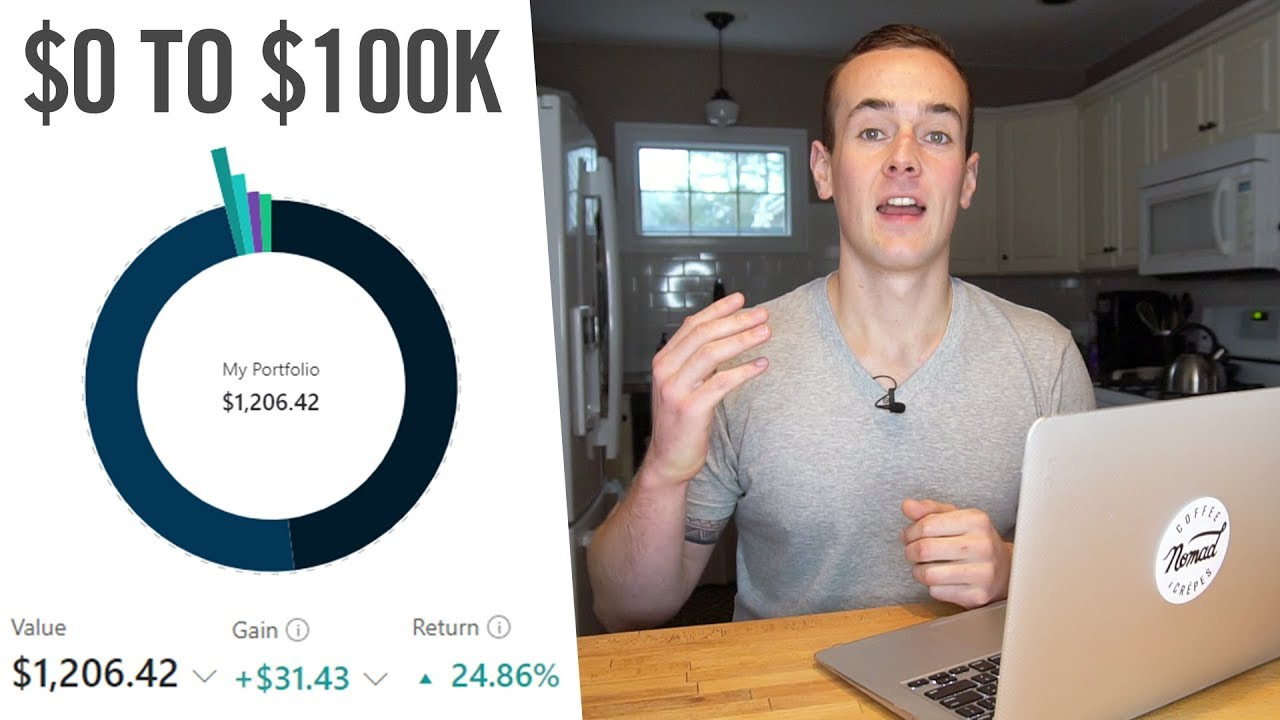 I'm Building A $100,000 Stock Portfolio From SCRATCH (Ep. 1)