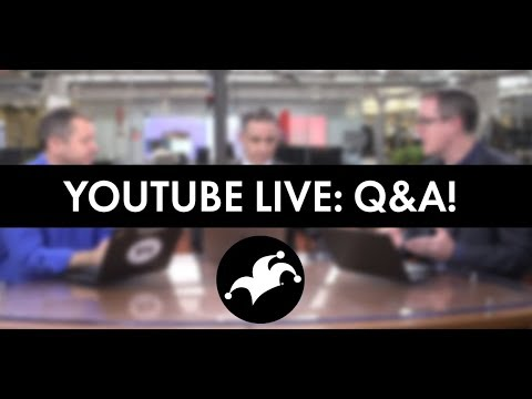 Live: Answering Your Questions About Investing & the Stock Market