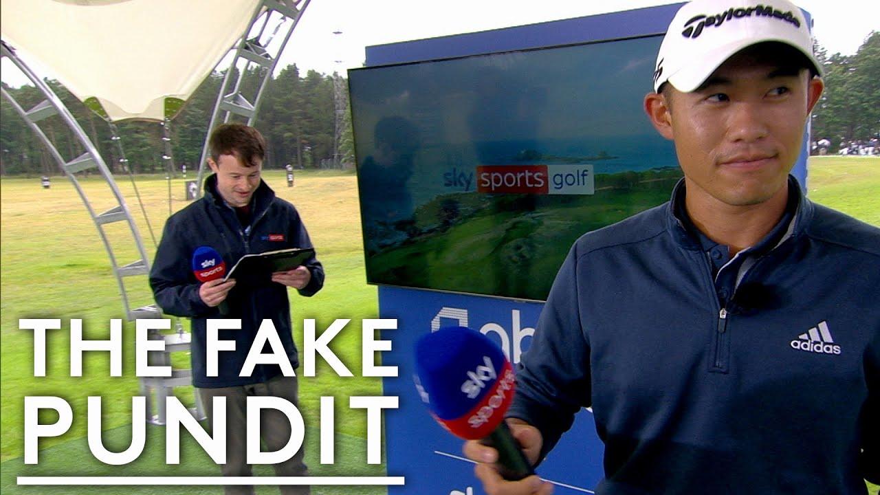 The Fake Pundit | 2021 abrdn Scottish Open