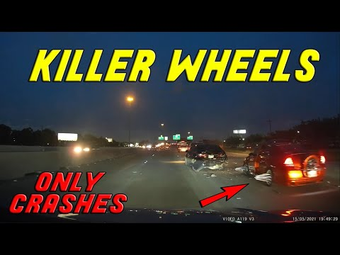 INSANE CAR CRASHES USA & Canada  | BEST OF Hit And Run, Accident, Road Rage, Bad Driver, Brake Check