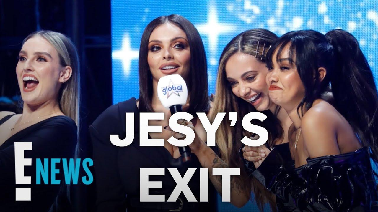 Jesy Nelson Reveals She's Leaving Little Mix | E! News