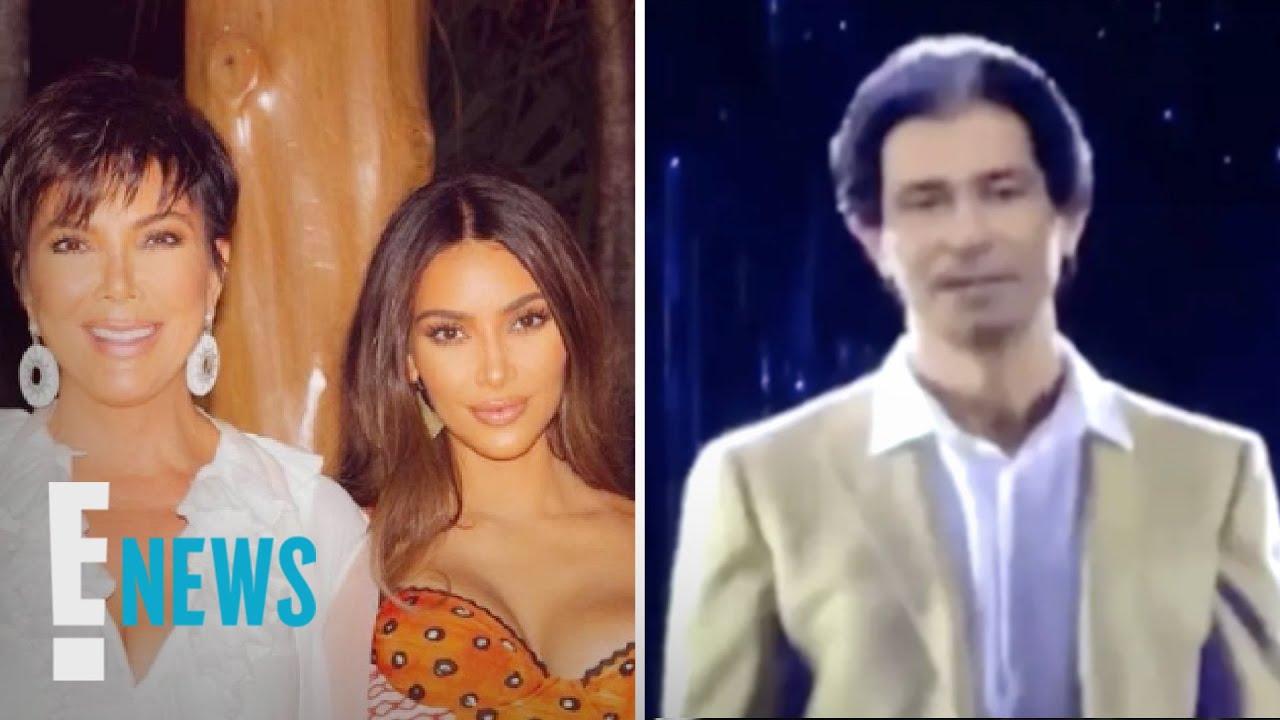 Kanye West Surprises Kim Kardashian With Hologram of Late Father | E! News