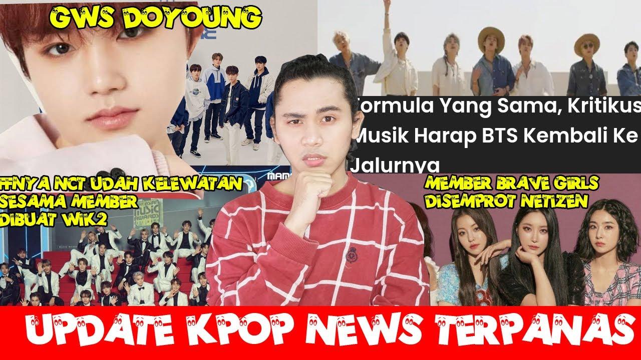LAGI PANAS !! Kris Wu Ghosting Anak Bawah Umur, Doyoung Treasure Positif Covid, FF NCT Buat Gerah