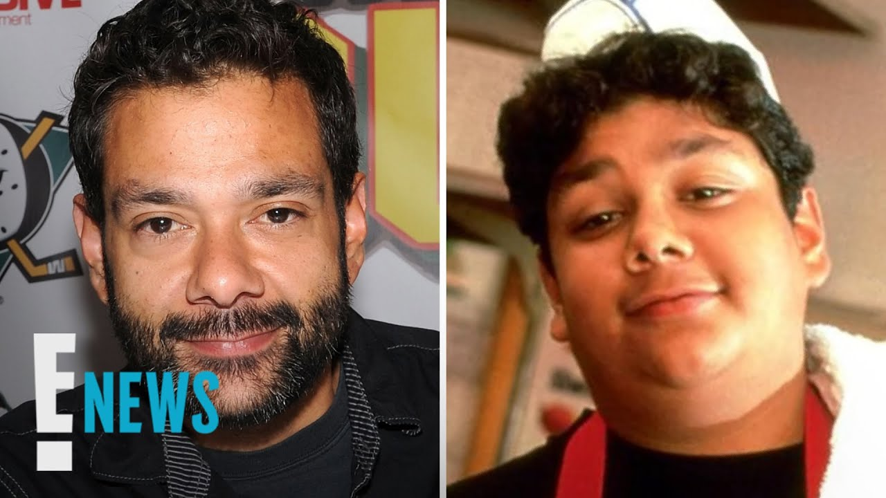 """""""Mighty Ducks"""" Star Shaun Weiss Gets New Sober Smile 