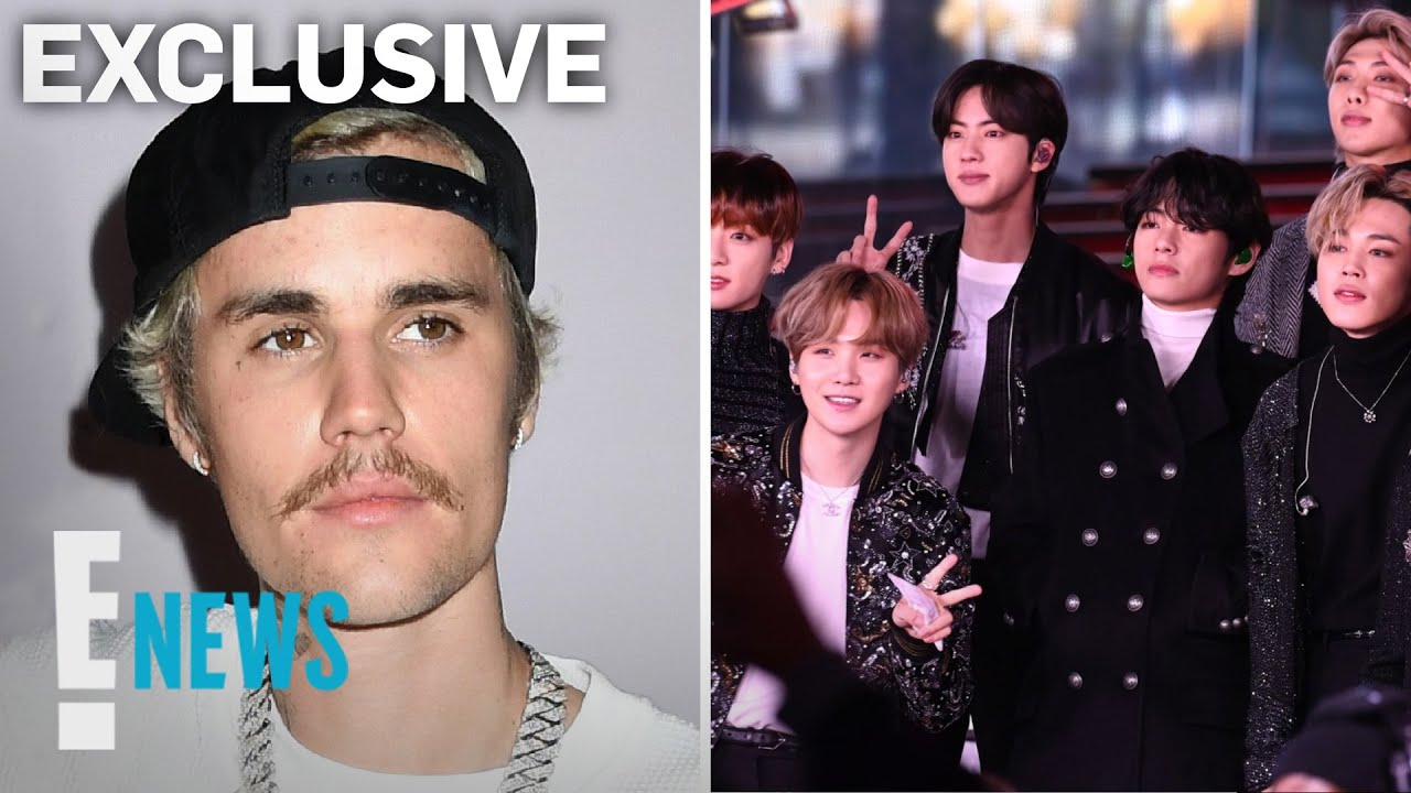 """Justin Bieber Explains Why BTS' """"Dynamite"""" Is Such a Big Deal 