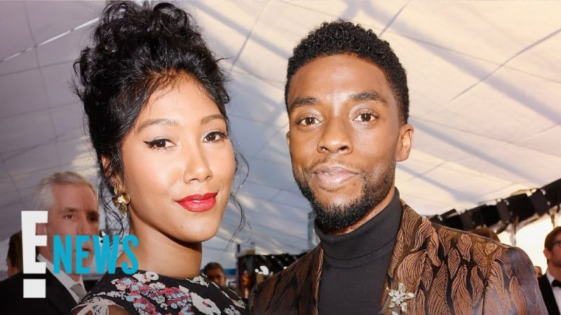Chadwick Boseman Married His Longtime Love Before Passing Away | E! News