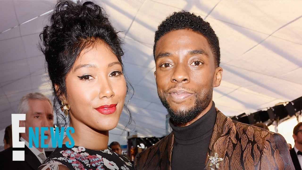 Chadwick Boseman Married His Longtime Love Before Passing Away   E! News