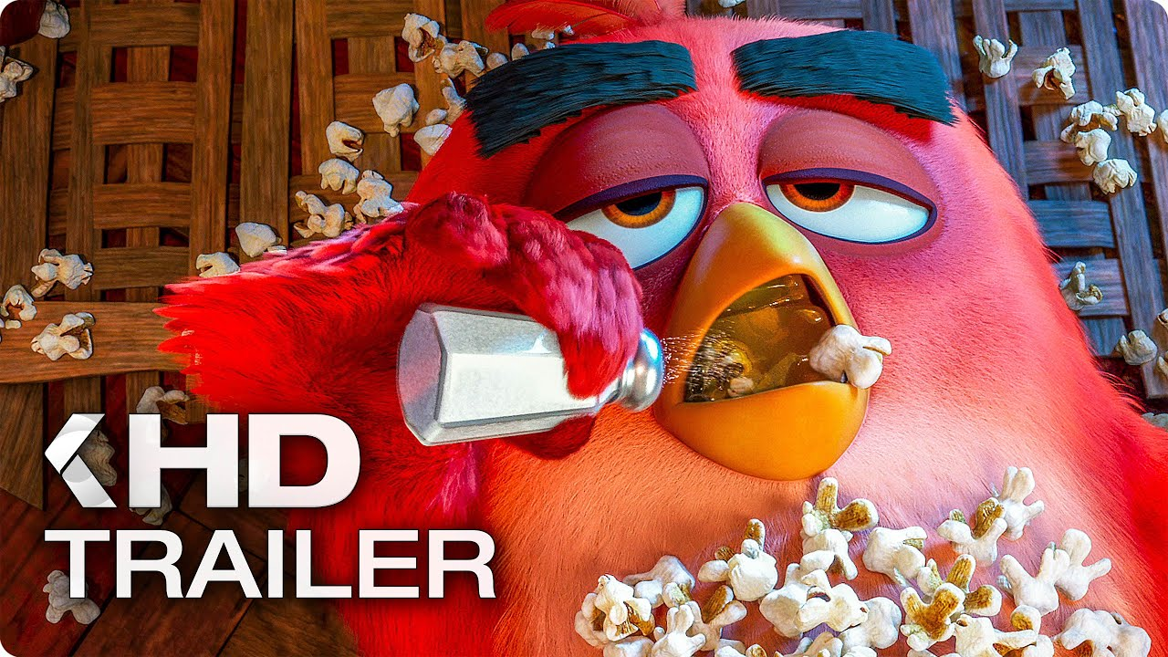 THE ANGRY BIRDS MOVIE 2 – 6 Minutes Trailers (2019)