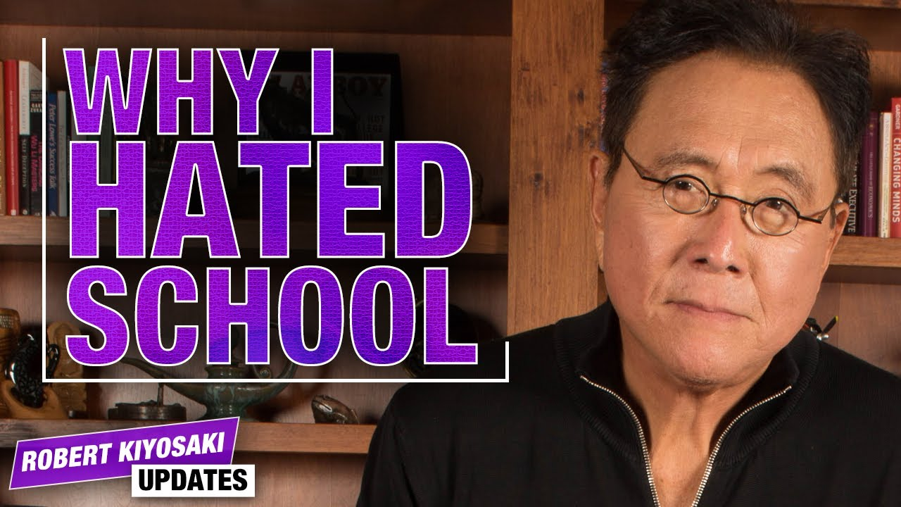 The Problem With Today's Education System – Robert Kiyosaki Quarantine Updates