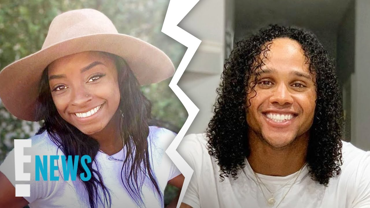 Simone Biles & Boyfriend Break Up After 3 Years   E! News