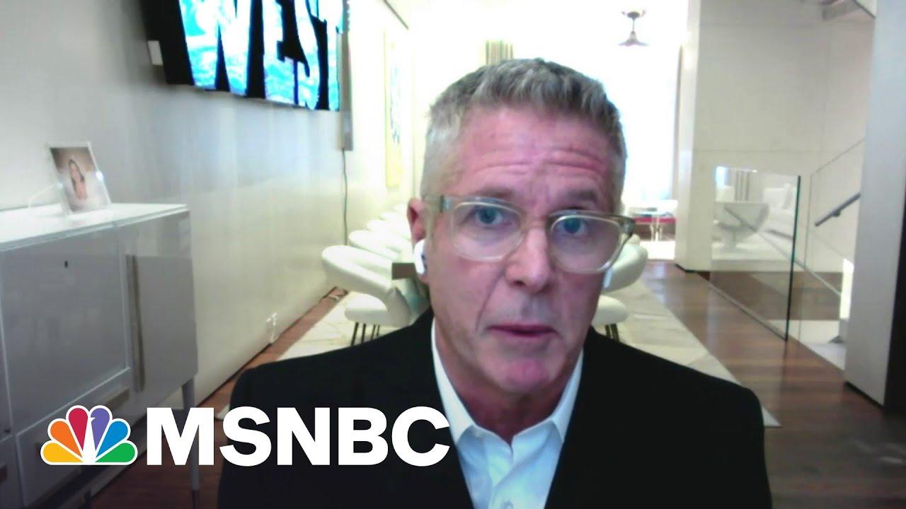 'Panic Going On' In Trump Org. Doesn't Shock Donny Deutsh