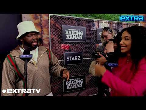 50 Cent Reacts to 'Power Book III: Raising Kanan' Season 2 Pickup