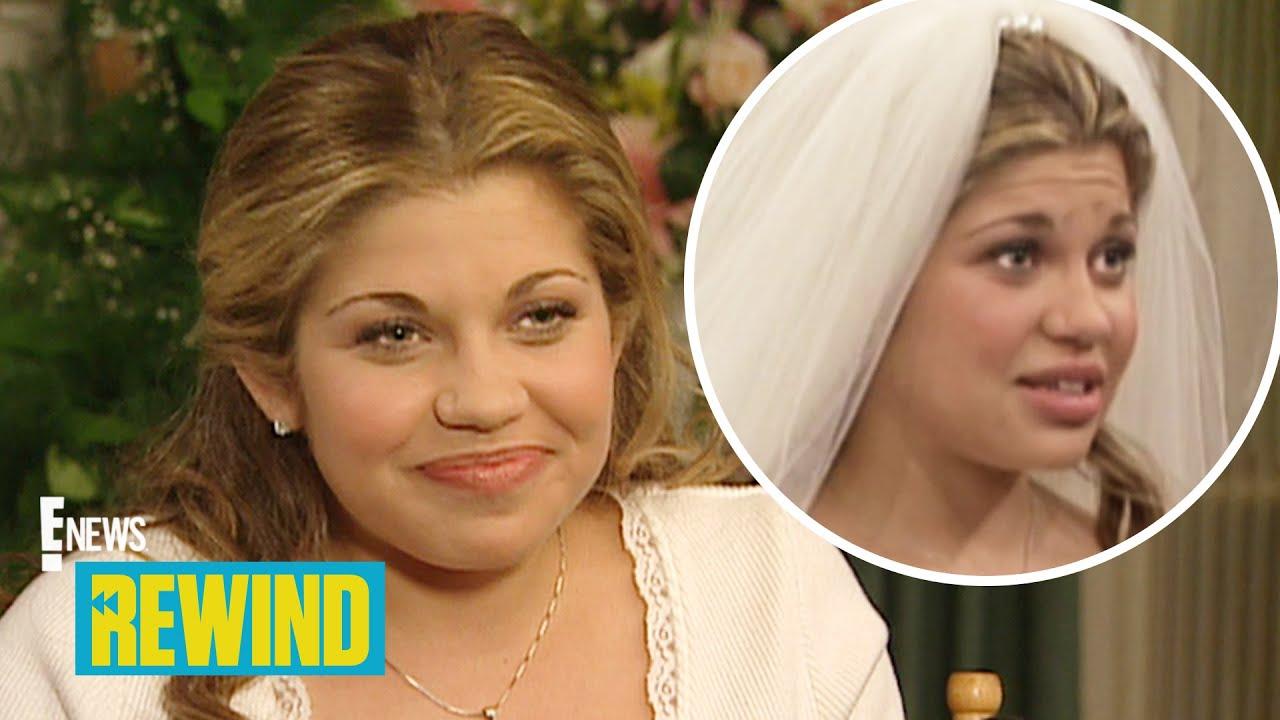 Danielle Fishel on THAT Wedding Episode: Rewind | E! News