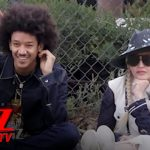 Madonna and Boyfriend Attend Her Son's Soccer Match | TMZ TV