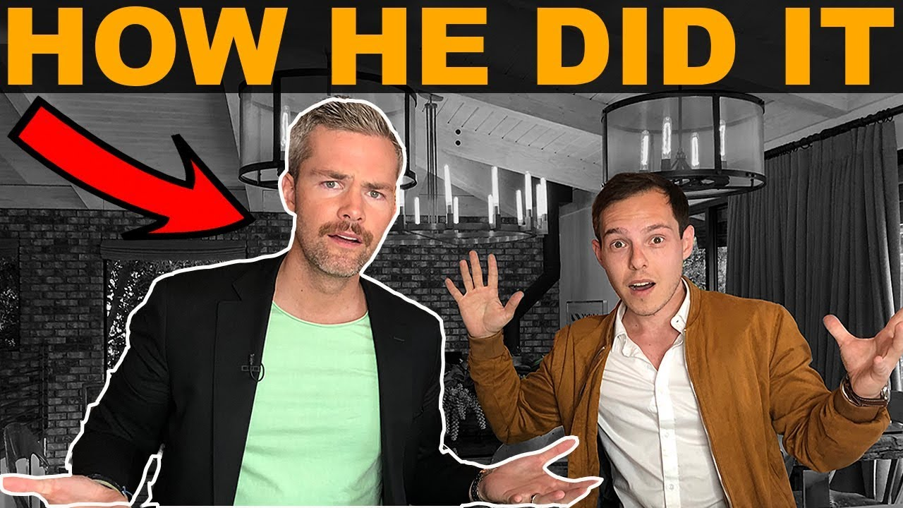 Ryan Serhant: How to Sell a BILLION DOLLARS of Real Estate Per Year!