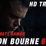JASON BOURNE 6 | Trailer HD #1 (2022) - Matt Damon, Alicia Vikander | Universal Studios Concept