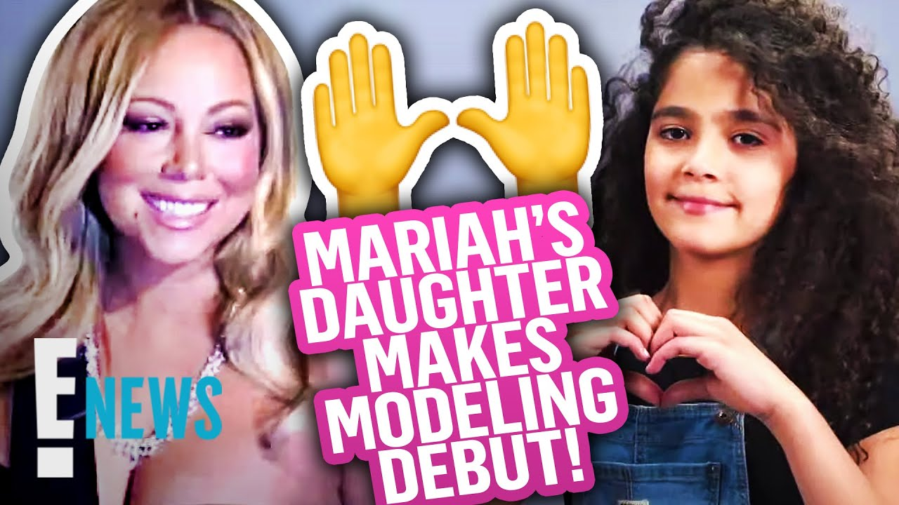 See Mariah Carey's Daughter in 1st Modeling Campaign | E! News