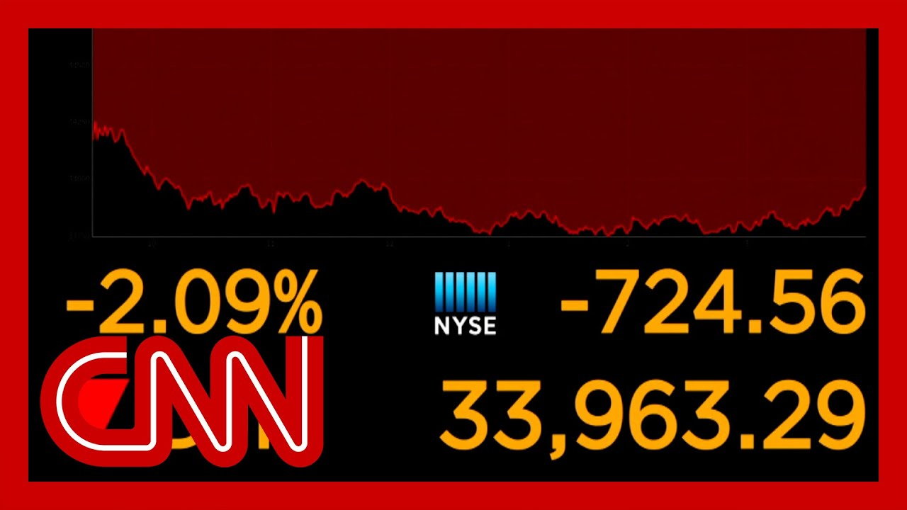 Dow suffers biggest drop of the year