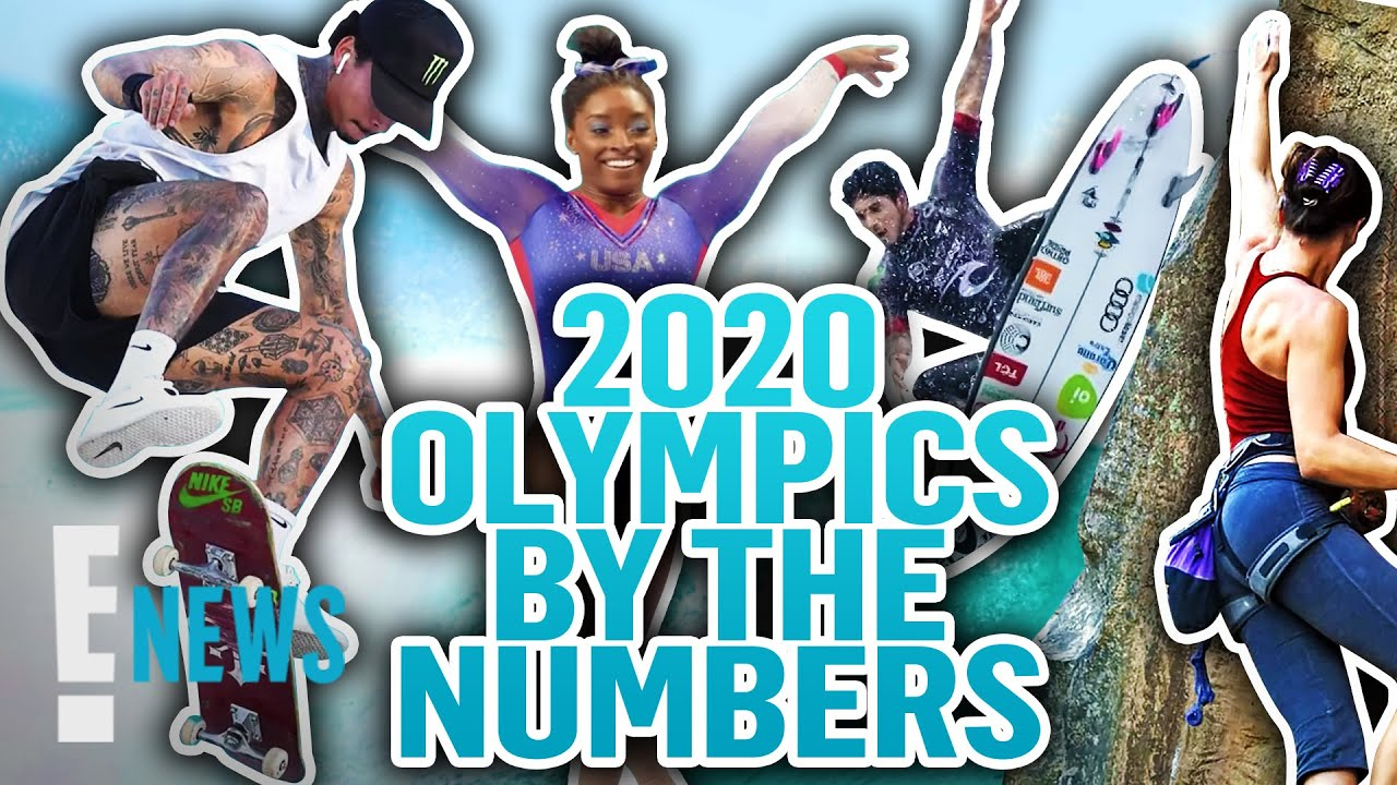 2020 Tokyo Olympics: By the Numbers | E! News