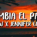 Jennifer Lopez x Rauw Alejandro - Cambia El Paso (Letra/Lyrics)
