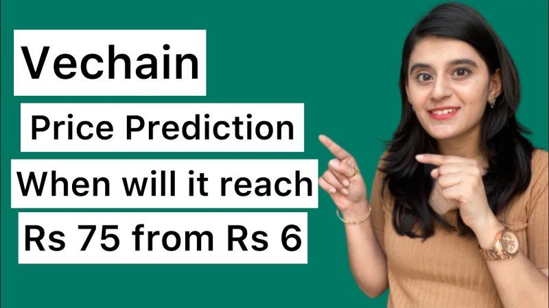 VeChain Analysis | VET & Vetho coin Explained | Neha Nagar
