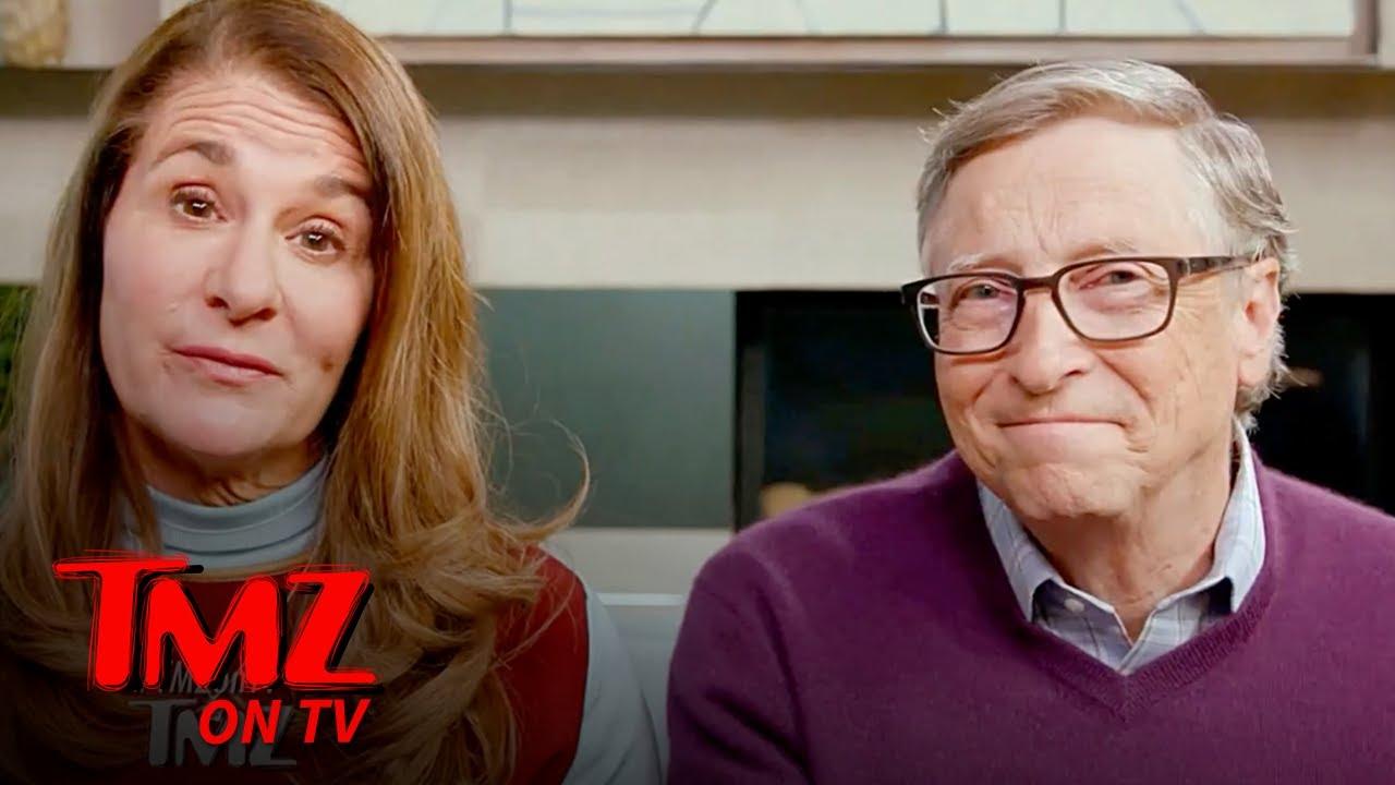 Bill and Melinda Gates File for Divorce and No Prenup | TMZ TV